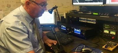 National Radio Centre – Promoting Amateur Radio!
