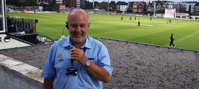 Icom Two Way Radio Contributes to Smooth Running of Sussex Cricket Club