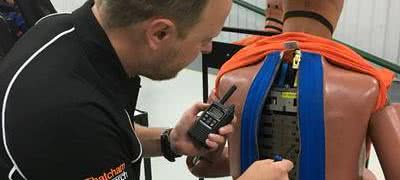 IP Radio System Chosen by Thatcham Research Crash Test Team