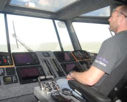 New Icom Communication & Navigation System Chosen for Innovative Wind farm Vessel