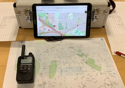 "Icom LTE Radios used on Pilgrims Hospice Ashford Event – ""A Night to Shine"""