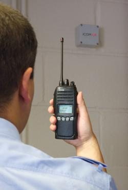 EARS plc Provide Cargiant with Icom UK Digital Two Way Radio Security Management System