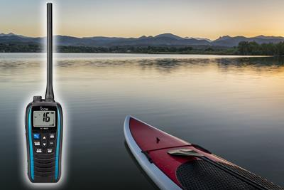 Marine VHF Radio, an Important Safety Tool for Paddleboarders