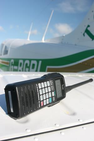 The Impact of 8.33 kHz channel spacing for the Aviation Radio User