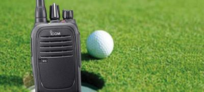 The Benefits of Two Way Radio for a Golf course