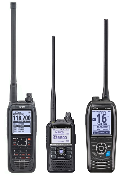 <b>What is the name of Icoms' latest VHF/UHF SDR D-STAR base station?</b>