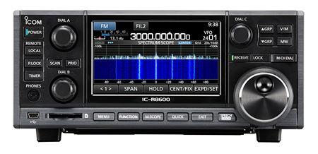 IC-R8600