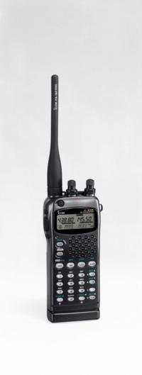IC-W32E : Handheld Amateur Radio (Ham) - Icom UK