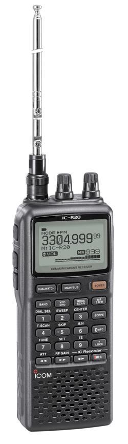 IC-R20