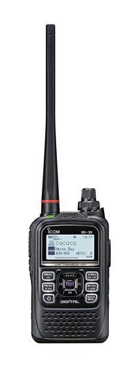 ID-31EPLUS : Amateur Radio Handheld (Ham) - Icom UK