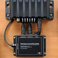 Black Box VHF Dual Station Commandmic Solution
