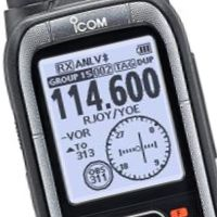Handheld Aviation Radio - Icom UK