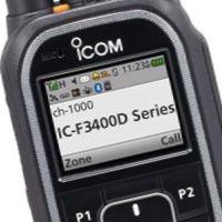IC-F3400D/F4400D Series