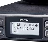 IP501M LTE/PoC Mobile Radio