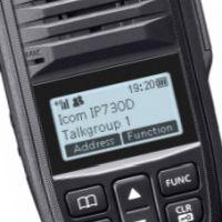 IP730D/IP740D Hybrid LTE/Digital Two Way Radio Series