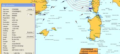 Icom Navigational Products