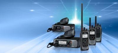 Introducing Icom's next generation IDAS Two Way Business Radios!