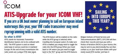 Icom Radio Guides