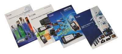 Icom Catalogues