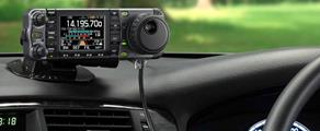 Mobile Amateur Radio (Ham)