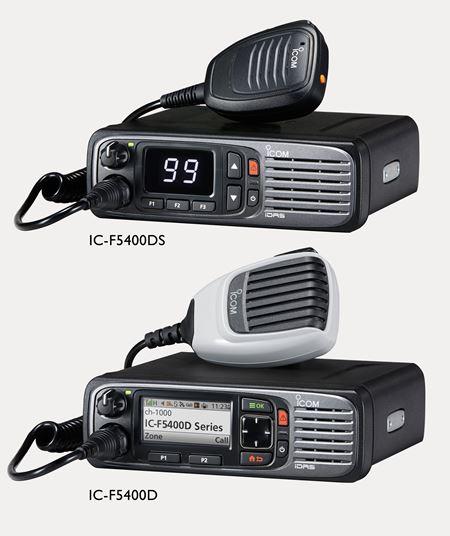 IC-F5400/F6400D Series